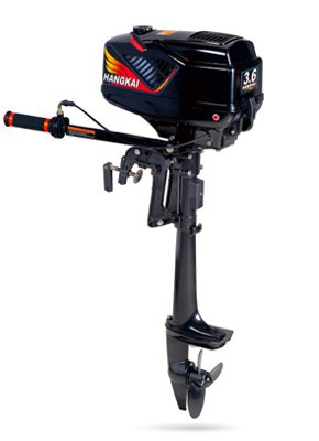 HANGKAI TWO STROKE 3.6HP OUTBOARD MOTORS
