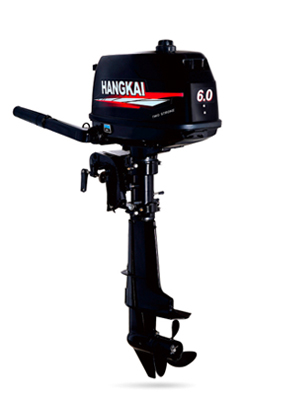 HANGKAI TWO STROKE 6.0HP OUTBOARD MOTORS