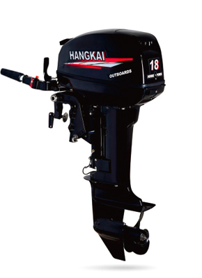 HANGKAI TWO STROKE 18HP OUTBOARD MOTORS