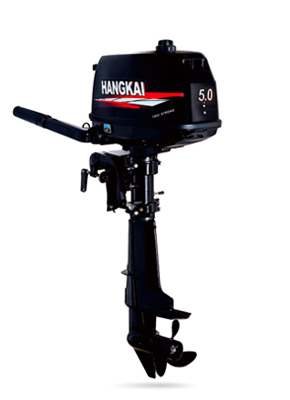 HANGKAI TWO STROKE 5.0HP OUTBOARD MOTORS